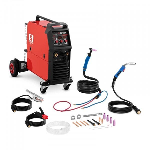 Kombi-Schweißgerät - 300 A - 400 V - MIG/MAG - WIG - E-Hand -FCAW