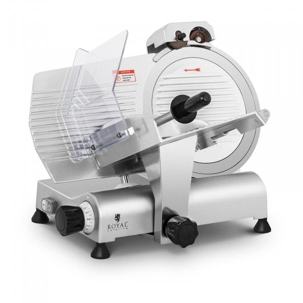 Aufschnittmaschine - Ø 300 mm - 0 - 11 mm - mit Messerschärfer