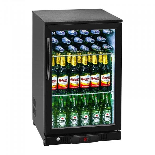 B-ware B-Ware Getränkekühlschrank - 108 L - Aluminium innen