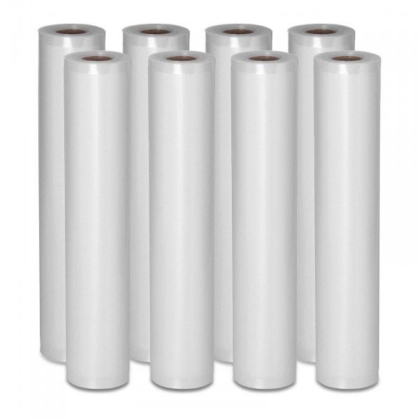 Vakuumierbeutel - 8 Rollen - 48 m - 30 cm