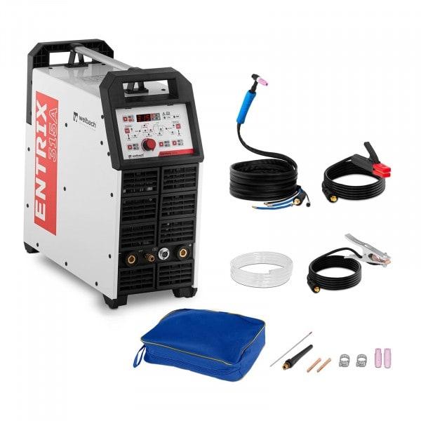ALU-Schweißgerät - 315 A - 400 V - Digital - Puls