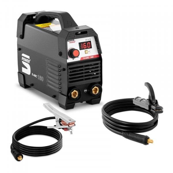 Elektroden Schweißgerät - 160 A - Hot Start - Griff