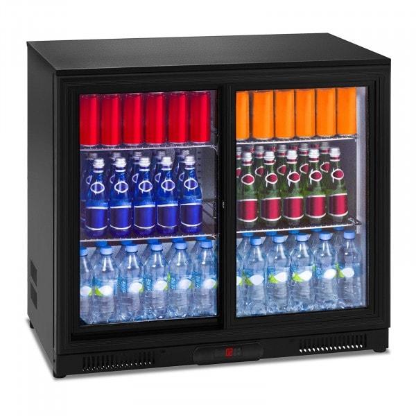 Getränkekühlschrank - 208 L - Aluminium innen