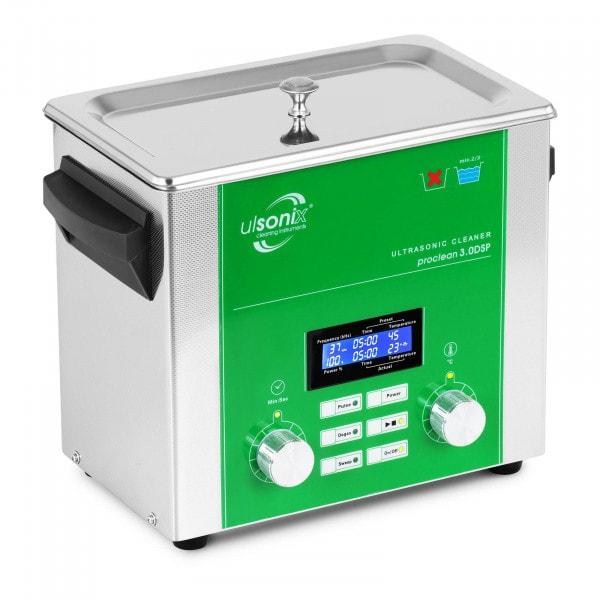 Ultraschallreiniger - 3 Liter - Degas - Sweep - Puls