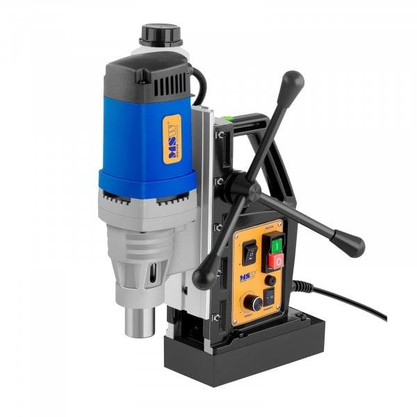 Magnetbohrmaschine - 1.680 Watt - 370 U/min - Weldon-Schaft 19 mm