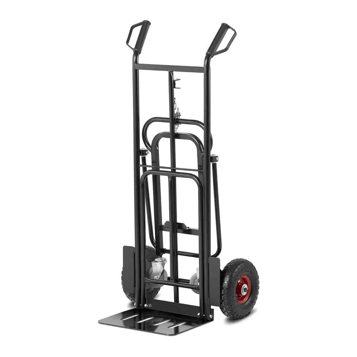 Sackkarre - bis 180 kg - klappbar - Stützräder   expondo.ch