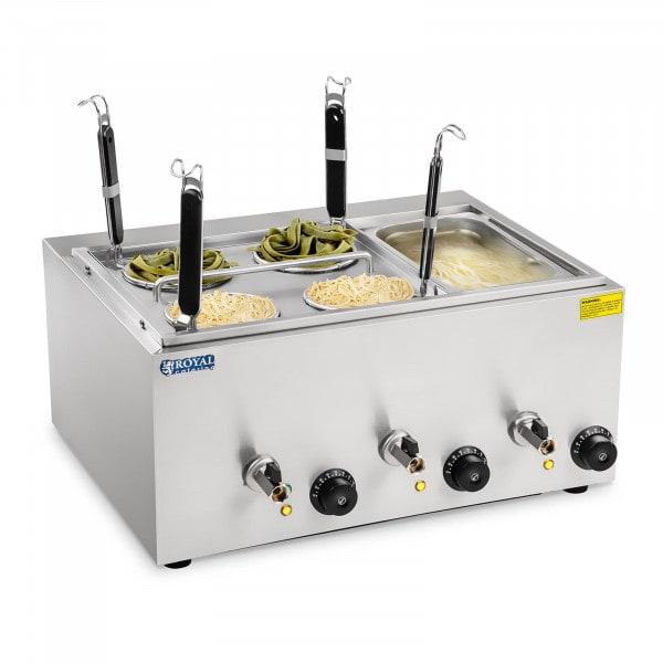 B-Ware Nudelkocher mit 4 Körben und 1/3 GN-Behälter