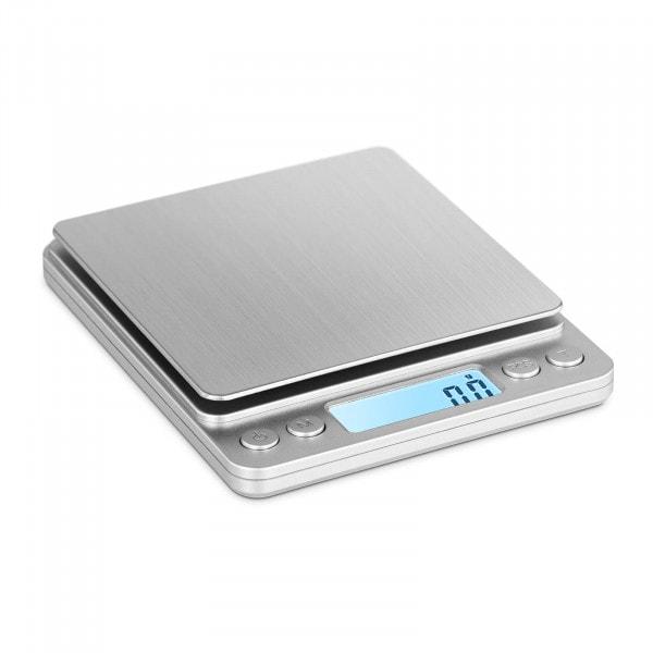 Digitale Tischwaage - 3 kg / 0,1 g - Basic