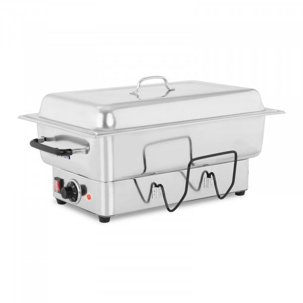 Chafing Dish - 1.600 W - GN 1/1 Behälter - 100 mm