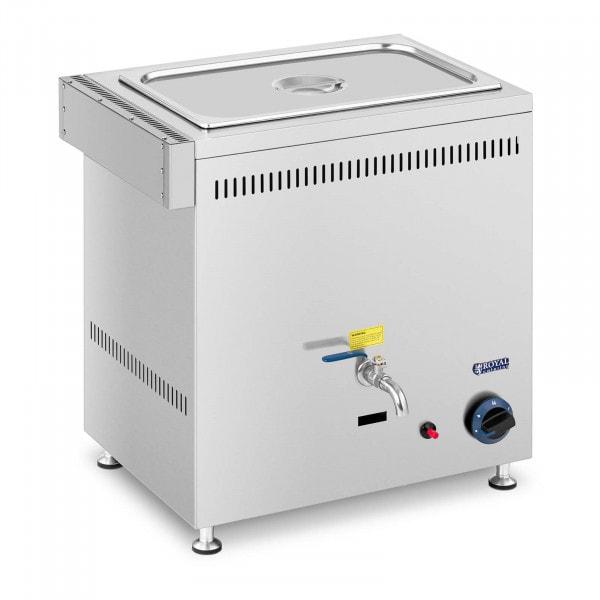 Gas Bain Marie - 3300 W - GN 1 x 1/1 - 0,05 bar - G30