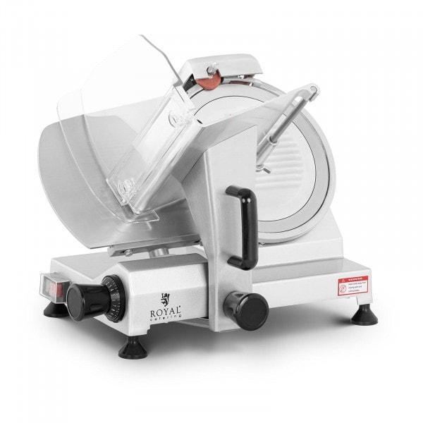 Aufschnittmaschine - Ø 250 mm - 150 W - bis 12 mm