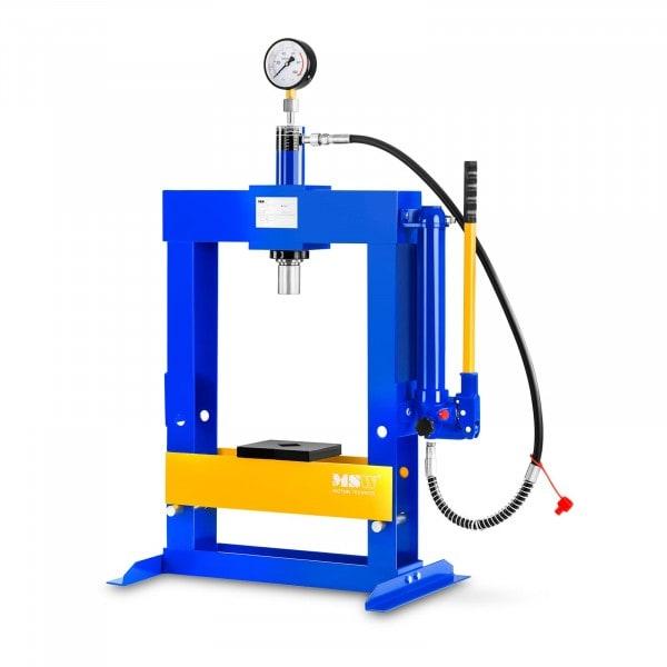 Werkstattpresse hydraulisch - 10 t Pressdruck