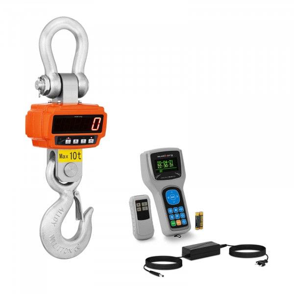 Kranwaage - 10 t / 2 kg - Remote Display