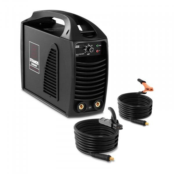 Elektroden-Schweißgerät - 250 A - Hot Start - IGBT - PRO