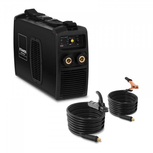 Elektroden Schweißgerät - 250 A - IGBT - 80 % ED
