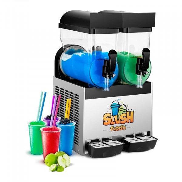Slush-Maschine - 2 x 15 Liter