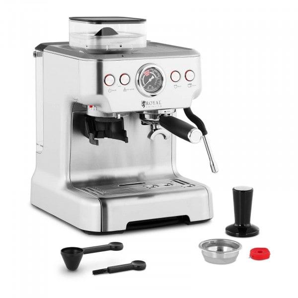 Espressomaschine - 20 bar - 2,5 L Wassertank