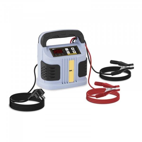 B-WARE Autobatterie-Ladegerät - 6/12/24 V - 2 bis 20 A - LED-Display