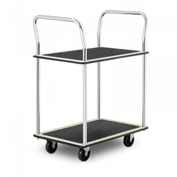 Etagenwagen - bis 120 kg - 2 Ebenen