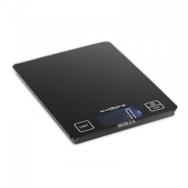 Küchenwaage - 8 kg/1 g - 22 x 17 - LCD
