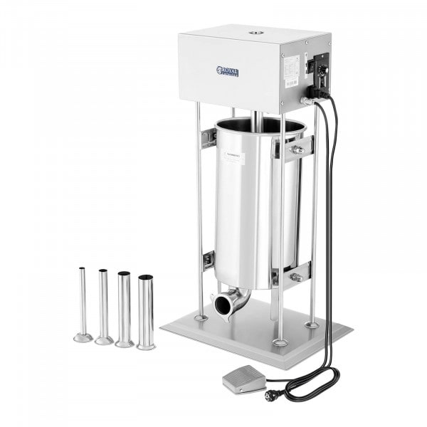 Wurstfüller - 15 L - elektrisch