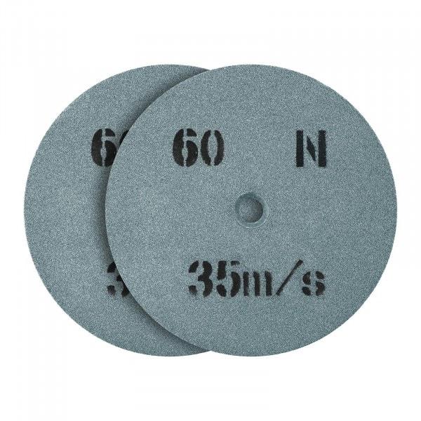 Schleifscheiben 150 x 16 mm - 60er Körnung