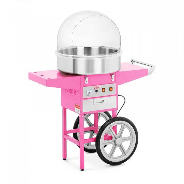 Zuckerwattemaschine Set - 52 cm - 1.200 Watt