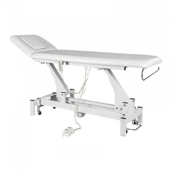 Massageliege elektrisch RELAXO | weiß
