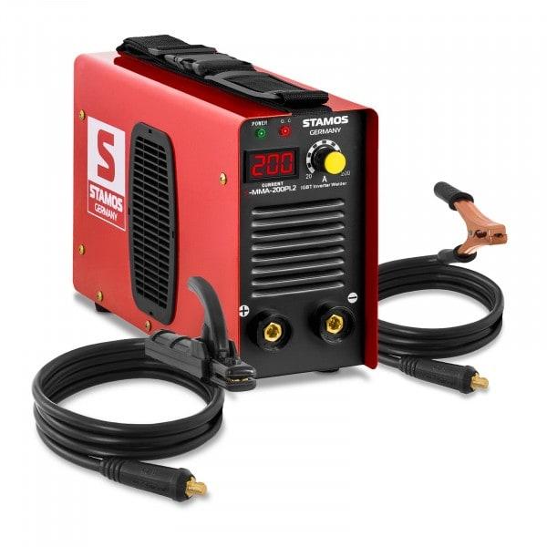 Elektroden Schweißgerät - 200 A - Hot Start - LED Display