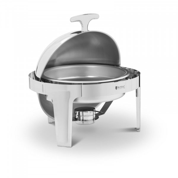 Chafing Dish - rund - Royal Catering - 5,8 L