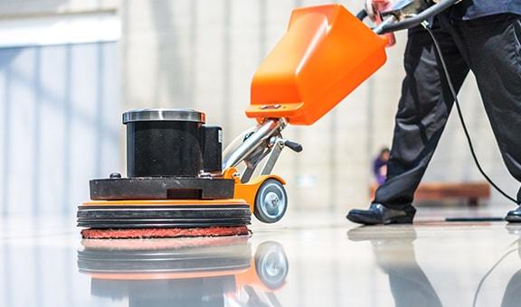 Reinigungsmaschinen für Fußböden