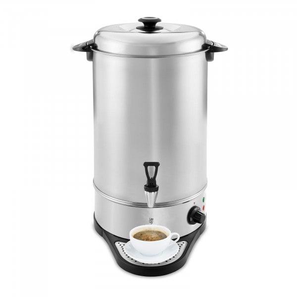 Wasserkocher - 20 L - 2.200 W - Abtropfschale