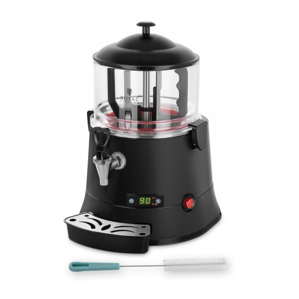 B-WARE Kakaodispenser - 5 Liter - LED-Display