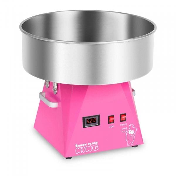 Zuckerwattemaschine - 52 cm - pink