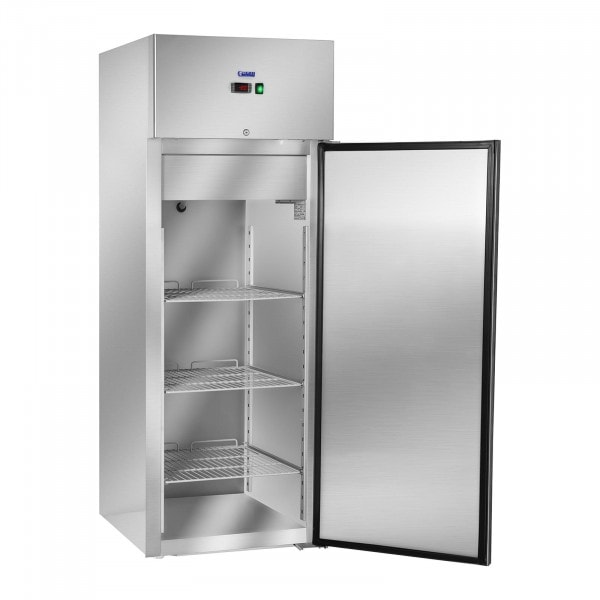 Gastro Kühlschrank - 540 L - Edelstahl