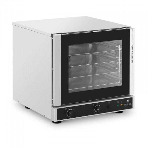 Heißluftofen - 2.800 W - Dampffunktion - inkl. 4 Bleche (429 x 345 mm)