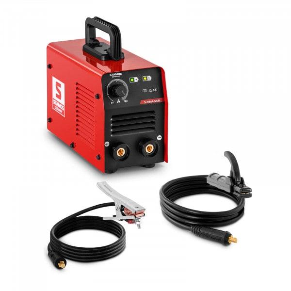 Elektroden Schweißgerät - 120 A - Hot Start- Arc Force - Griff