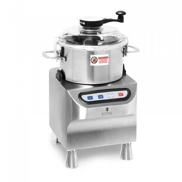 Tischkutter - 1500/2800 U/min - Royal Catering - 5 l