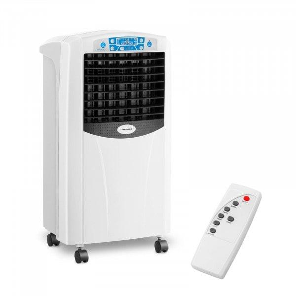 Verdunstungskühler mobil mit Heizfunktion - 5 in 1 - 6 L Wassertank