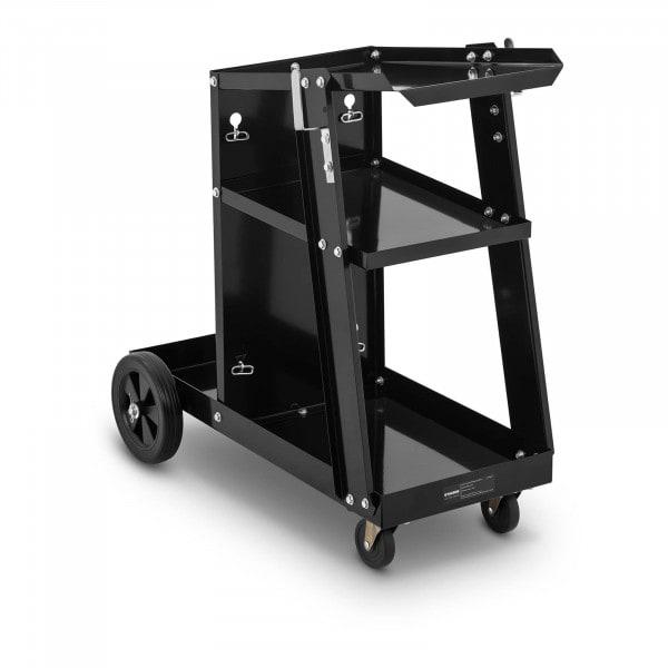 Schweißwagen - 3 Ablageflächen - 80 kg