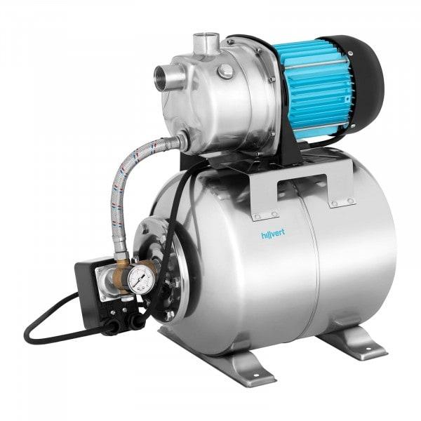 Hauswasserwerk - 3.500 L/h - 1.200 W - Edelstahl