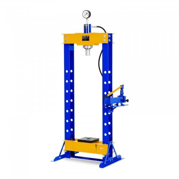 Werkstattpresse hydraulisch - 30 t Pressdruck