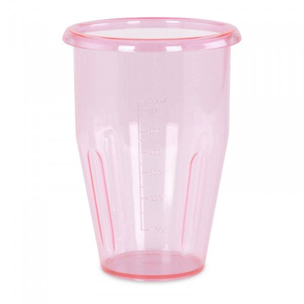 Mixbecher - 0,75 L - Tritan - 115 x 160 mm - pink