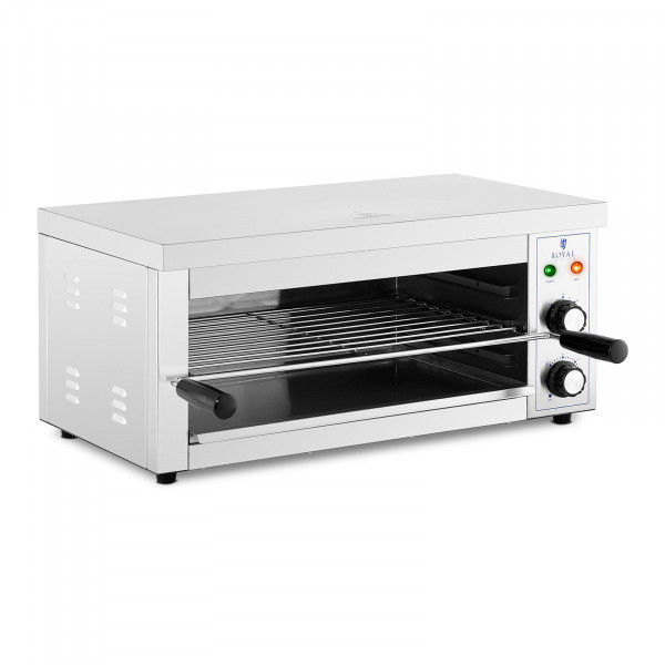 Salamander Grill - 2.500 W - 50 - 300 °C