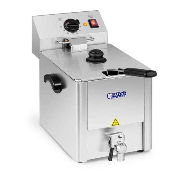 Elektro-Fritteuse - 13 Liter - EGO-Thermostat