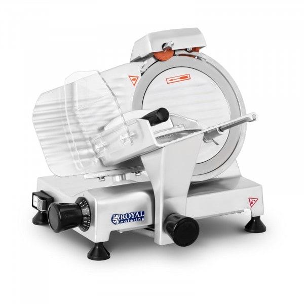 Aufschnittmaschine - 220 mm - bis 12 mm
