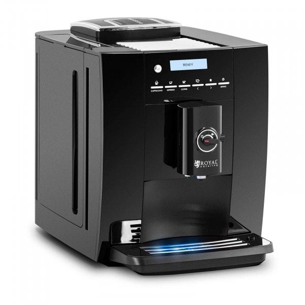 Kaffeevollautomat - bis 250 g Bohnen - Milchaufschäumer